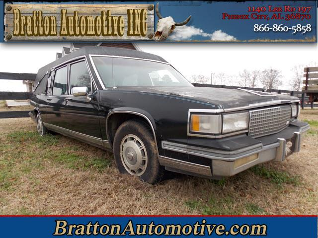 1987 Cadillac Funeral Coach