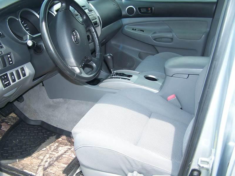 2009 Toyota Tacoma 4x4 V6 4dr Double Cab 5.0 ft. SB 5A - Elizabethton TN