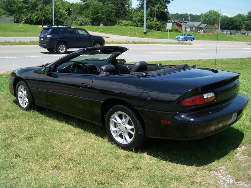 2002 Chevrolet Camaro 2dr Convertible - Elizabethton TN