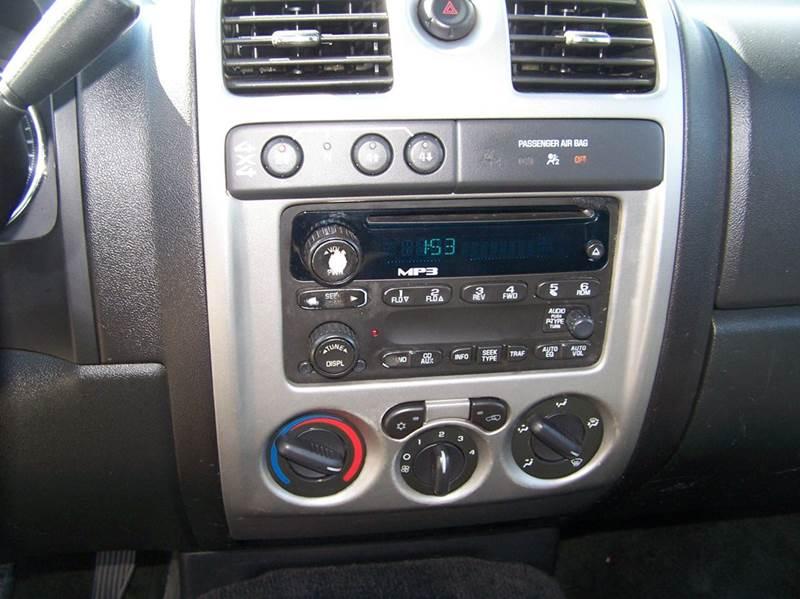 2007 GMC Canyon SLE 4dr Crew Cab 4WD SB - Elizabethton TN