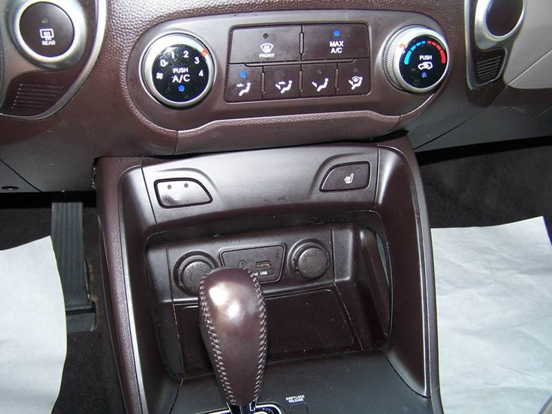 2013 Hyundai Tucson AWD GLS 4dr SUV - Elizabethton TN