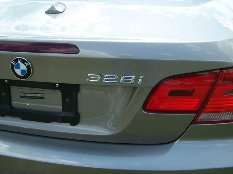 2007 BMW 3 Series 328i 2dr Convertible - Elizabethton TN