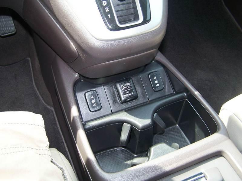 2013 Honda CR-V AWD EX-L 4dr SUV - Elizabethton TN