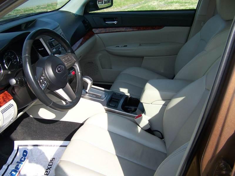2011 Subaru Legacy AWD 2.5i Limited 4dr Sedan CVT - Elizabethton TN