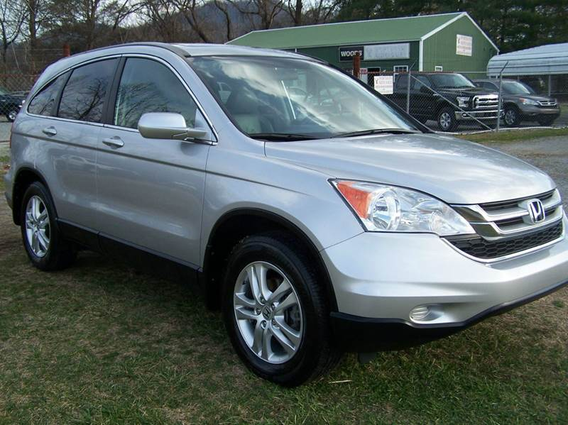 2011 Honda CR-V AWD EX-L 4dr SUV w/Navi - Elizabethton TN