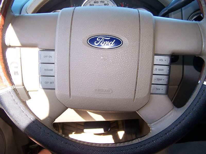 2006 Ford F-150 Lariat 4dr SuperCrew 4WD Styleside 5.5 ft. SB - Elizabethton TN