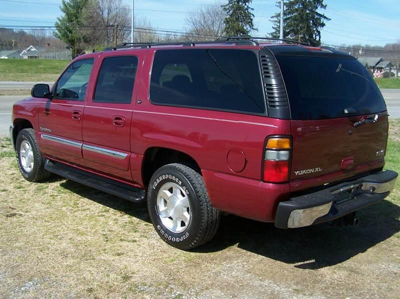 2006 GMC Yukon XL SLT 1500 4dr SUV 4WD w/4SA - Elizabethton TN