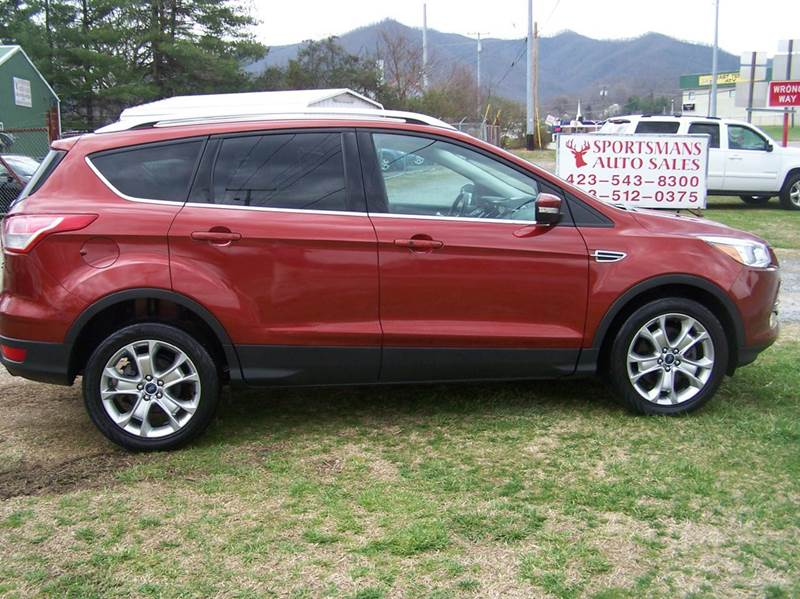 2014 Ford Escape AWD Titanium 4dr SUV - Elizabethton TN
