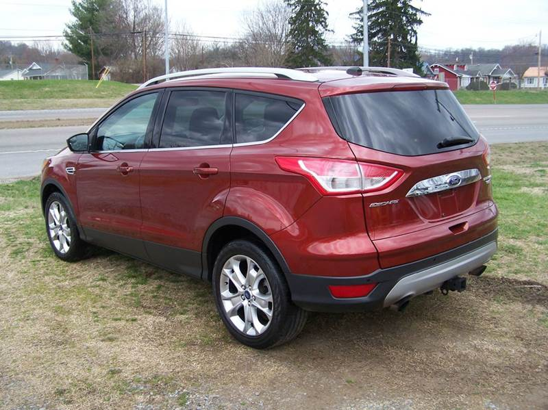 2014 Ford Escape AWD Titanium 4dr SUV - Elizabethton TN