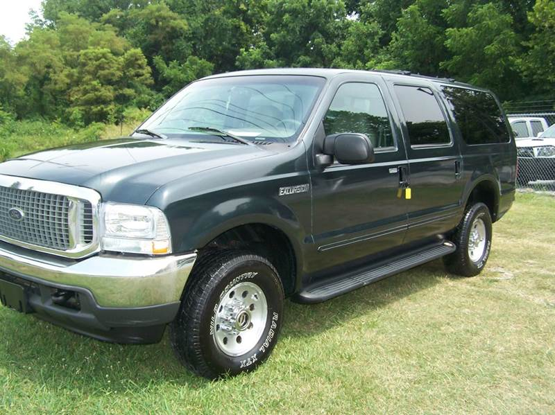 2000 Ford Excursion 4dr XLT 4WD SUV - Elizabethton TN