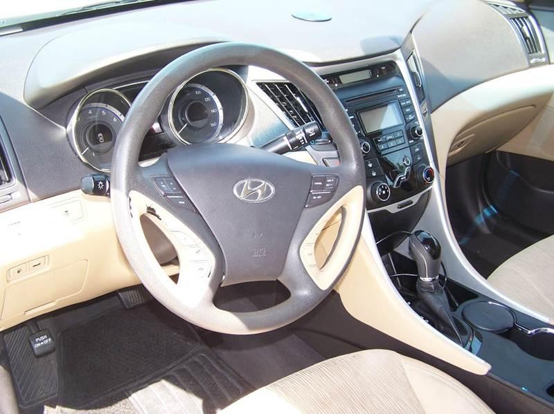 2012 Hyundai Sonata GLS 4dr Sedan - Elizabethton TN