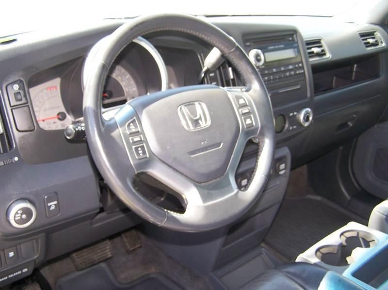 2006 Honda Ridgeline AWD RTL 4dr Crew Cab - Elizabethton TN