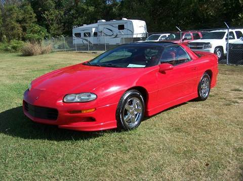 1999 Chevrolet Camaro for sale in Elizabethton, TN