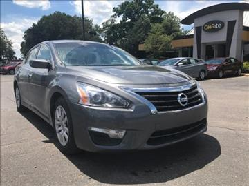 2015 Nissan Altima for sale in Taylor, MI