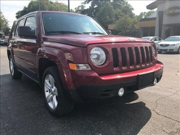 2014 Jeep Patriot for sale in Taylor, MI