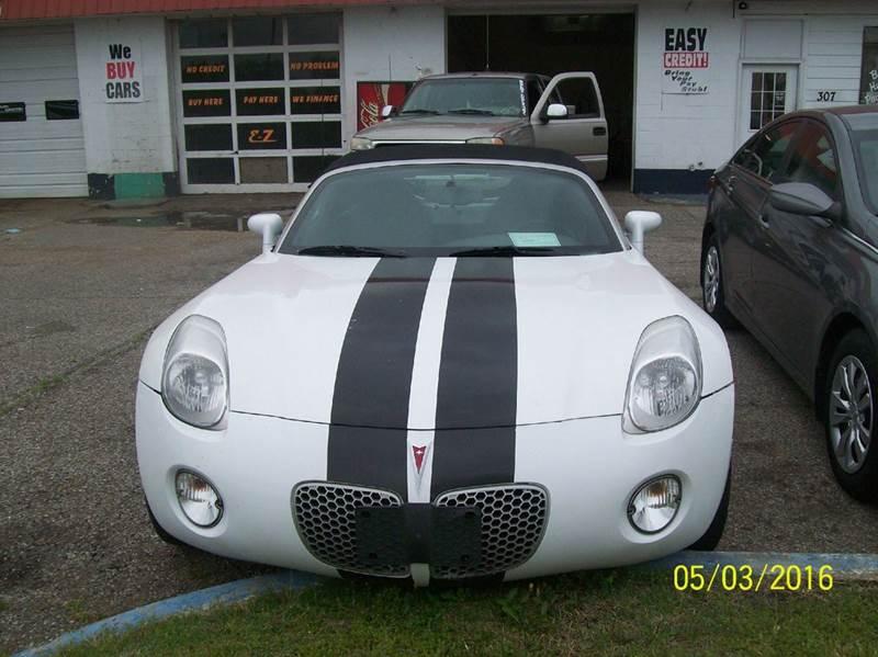 2008 Pontiac Solstice 2dr Convertible - Union City TN