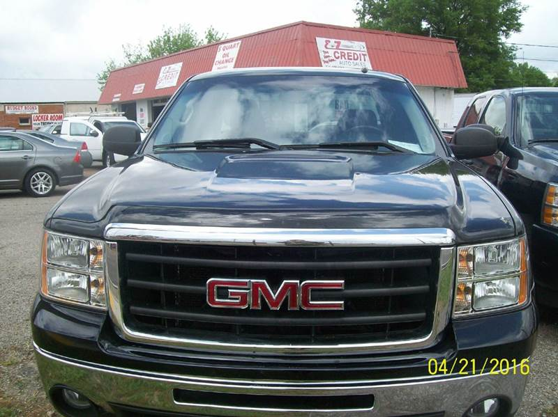 2009 GMC Sierra 1500 4x2 SLE 4dr Extended Cab 5.8 ft. SB - Union City TN