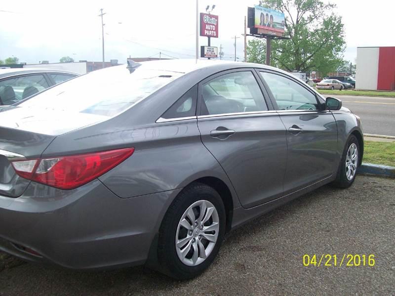 2012 Hyundai Sonata  - Union City TN