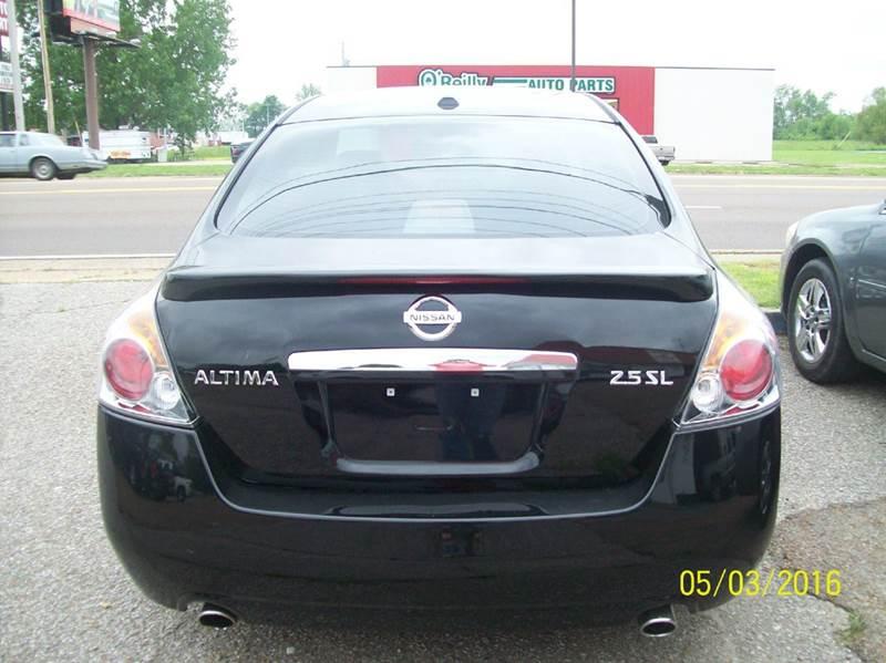 2009 Nissan Altima 2.5 SL 4dr Sedan - Union City TN