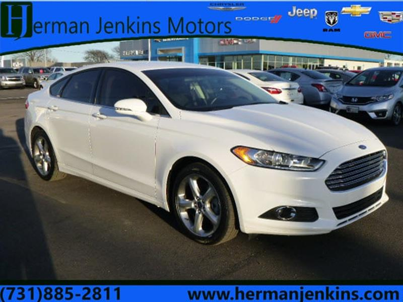 Herman Jenkins Used Cars Union City Tn