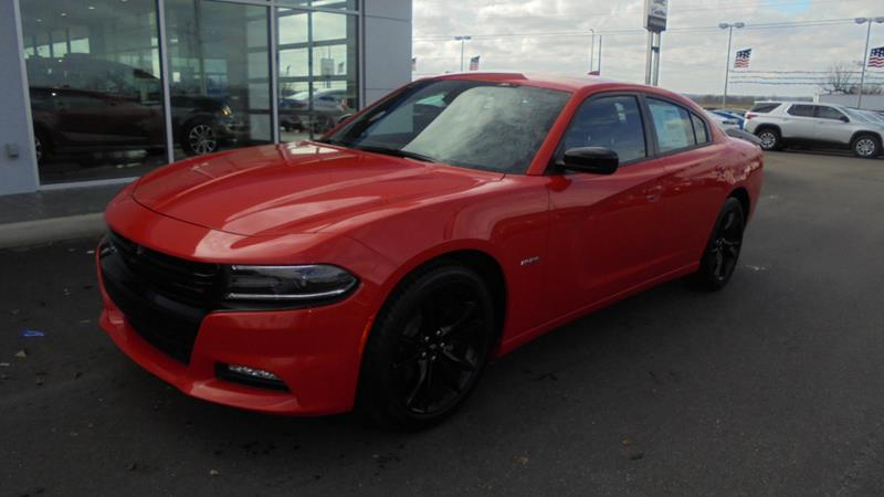 2018 Dodge Charger R/T RWD In Union City TN - Herman Jenkins Motors