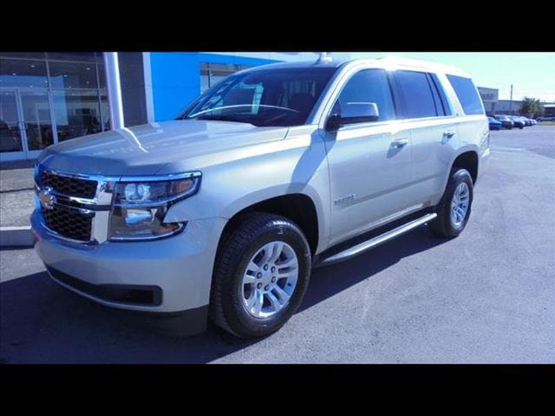 2017 chevrolet tahoe for sale in union city tn. Black Bedroom Furniture Sets. Home Design Ideas