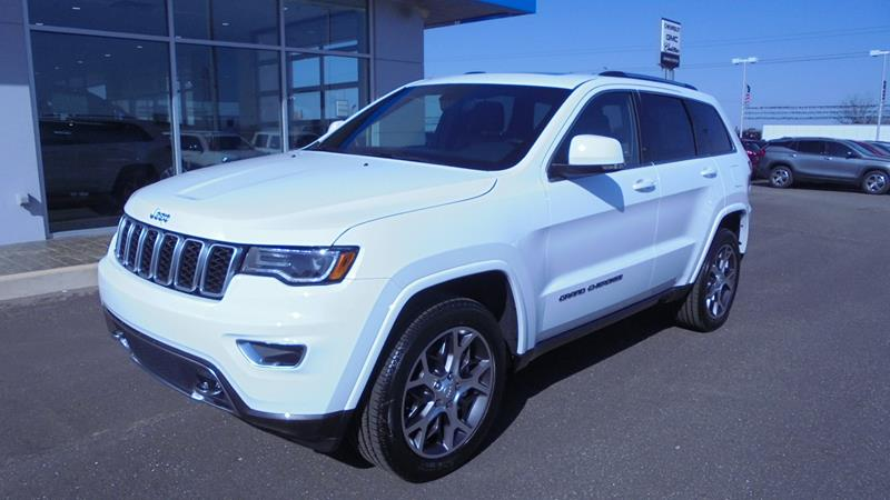 Utility Vehicle Repair Union City Tn >> 2018 Jeep Grand Cherokee 4x4 Sterling Edition 4dr Suv In Union City
