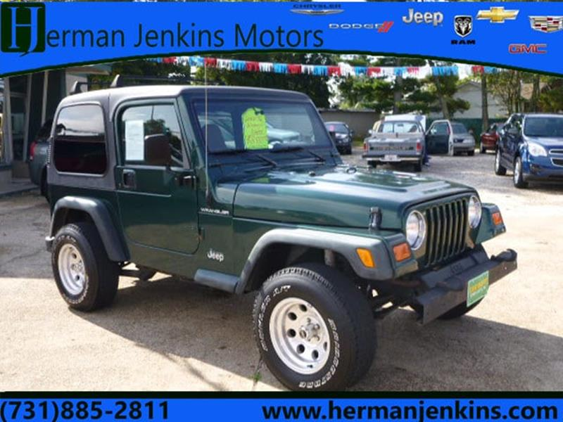 used jeep wrangler for sale in union city tn. Black Bedroom Furniture Sets. Home Design Ideas