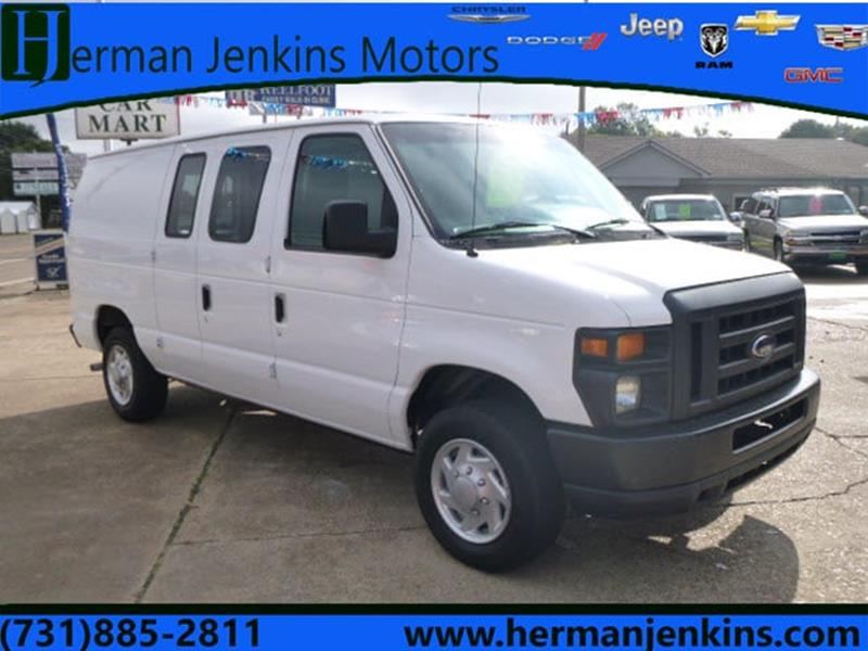 Ford E Series Cargo For Sale In Tennessee