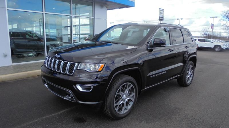 2018 Jeep Grand Cherokee 4x4 Limited 4dr SUV In Union City TN ...