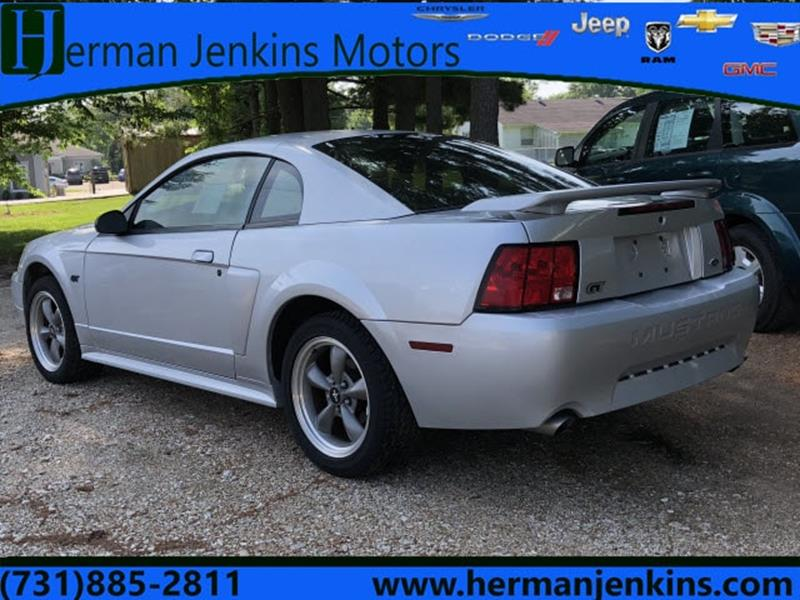 2001 Ford Mustang GT Deluxe 2dr Fastback In Union City TN