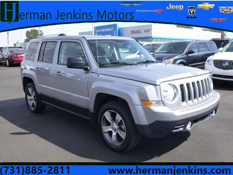 Utility Vehicle For Sale Union City Tn >> Used Jeep Patriot For Sale in Union City, TN - Carsforsale.com