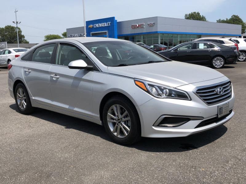 2017 Hyundai Sonata w/PZEV In Union City TN - Herman Jenkins Motors