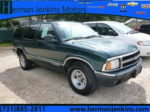 1996 Chevrolet Blazer for sale in Union City, TN