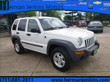 2003 Jeep Liberty for sale in Union City, TN