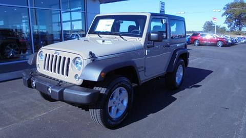 2017 Jeep Wrangler for sale in Union City, TN
