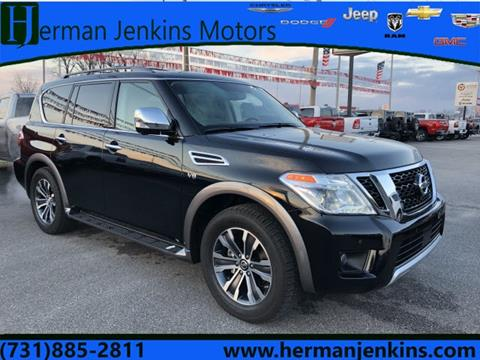 Utility Vehicle For Sale Union City Tn >> Used Nissan Armada For Sale In Union City Tn Carsforsale Com