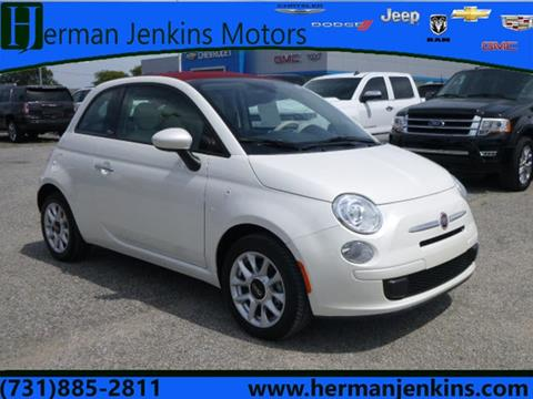 Utility Vehicle For Sale Union City Tn >> FIAT For Sale in Tennessee - Carsforsale.com