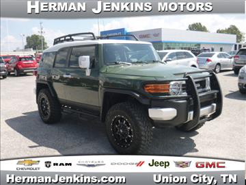 Utility Vehicle For Sale Union City Tn >> Toyota FJ Cruiser For Sale Union City, TN - Carsforsale.com