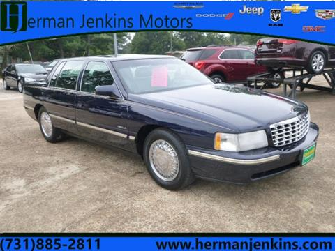1999 Cadillac DeVille for sale in Union City, TN