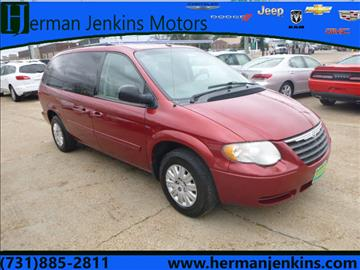 2007 Chrysler Town and Country for sale in Union City, TN