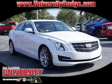 2017 Cadillac ATS for sale in Davie, FL