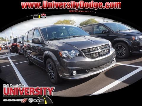 2016 Dodge Grand Caravan for sale in Davie, FL