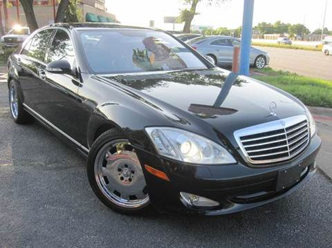 2007 Mercedes-Benz S-Class for sale in Austin, TX