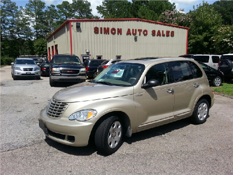 2006 Chrysler PT Cruiser for sale in Clayton, NC