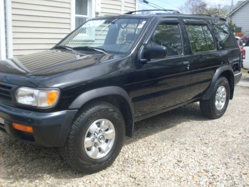 1998 nissan pathfinder 4dr se 4wd suv in islip terrace ny. Black Bedroom Furniture Sets. Home Design Ideas