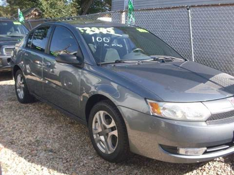 2004 Saturn Ion for sale in Islip Terrace, NY
