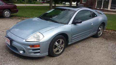 2003 Mitsubishi Eclipse for sale in Ollie IA