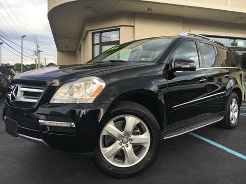 2012 Mercedes-Benz GL-Class for sale in Moosic, PA
