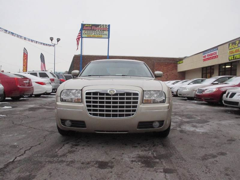 2006 chrysler 300 awd touring 4dr sedan in center line mi a to z auto finan. Cars Review. Best American Auto & Cars Review